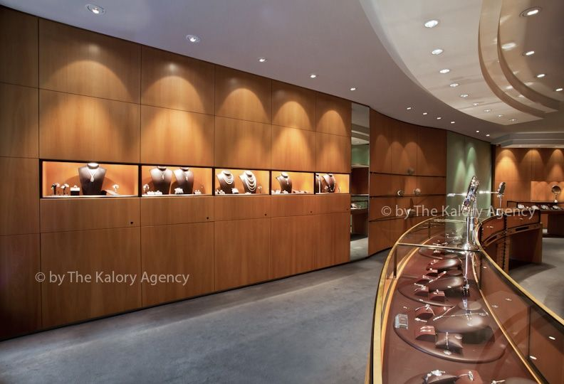 Interior of jewellery shop joy studio design gallery for Interior design agency uk