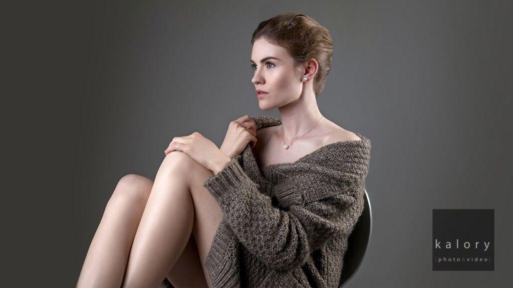 Jewellery models photography