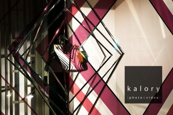 visual merchandising and the creation of
