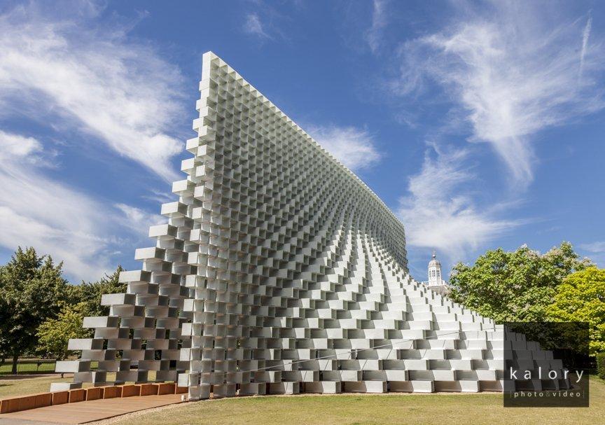 London best architectural photographer