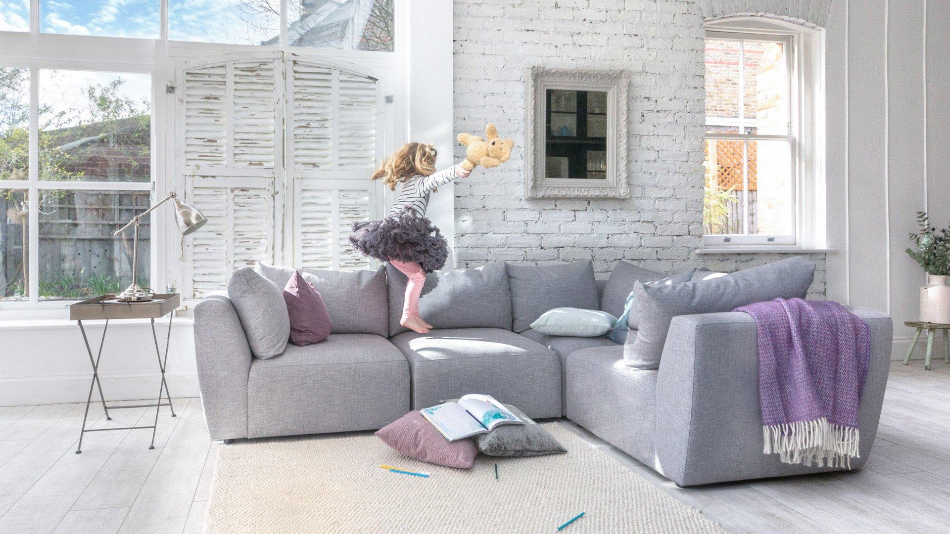UK Sofa and Furniture Lifestyle Interior Photographer