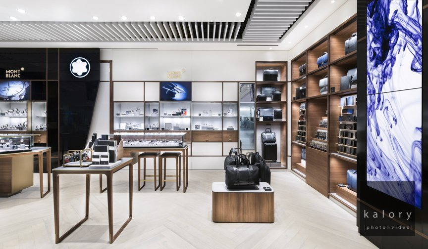 shooting-new-store-of-luxury-brand-montblanc-at-heathrow