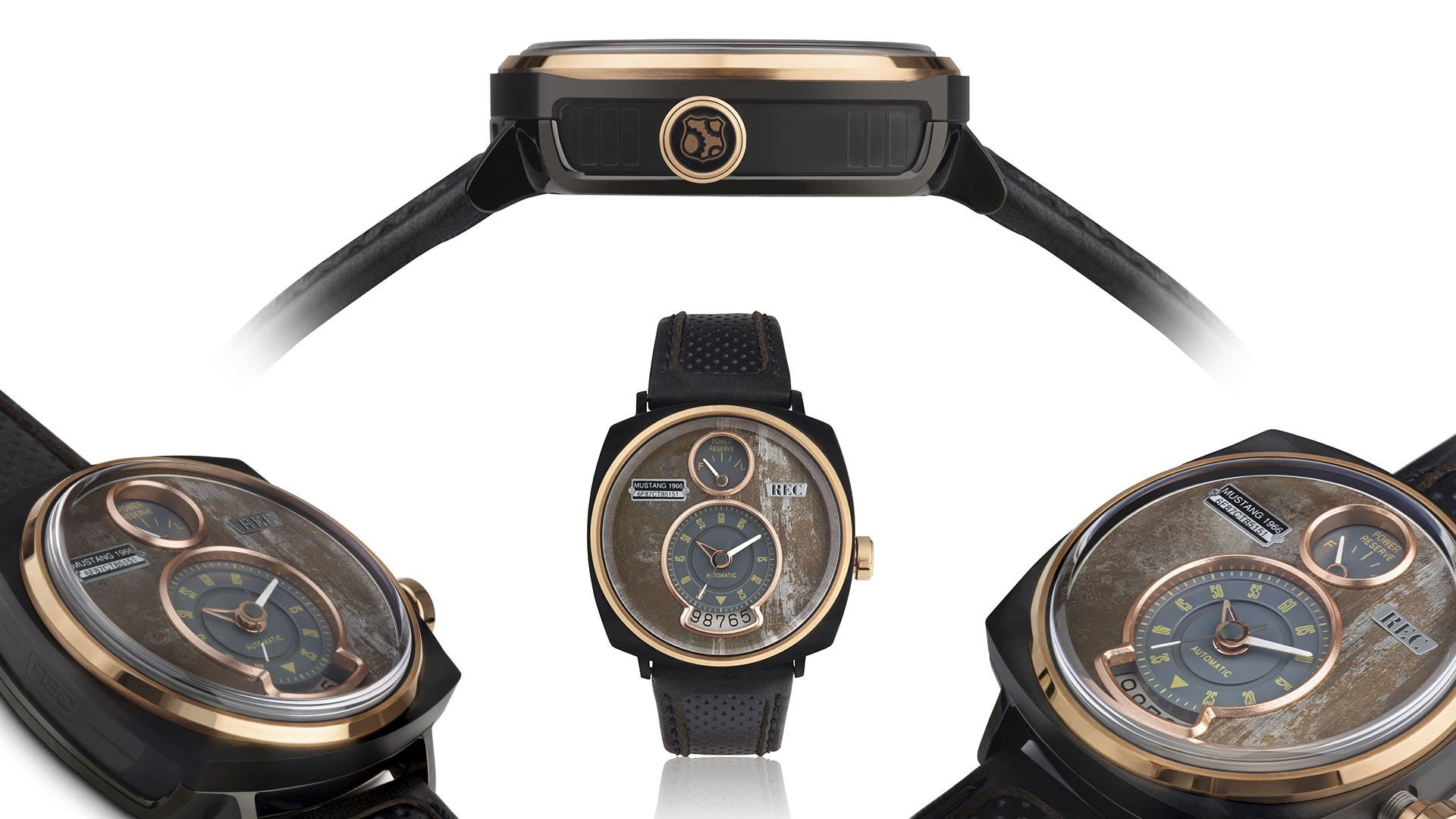 Watch packshot photographer for designer and luxury brands