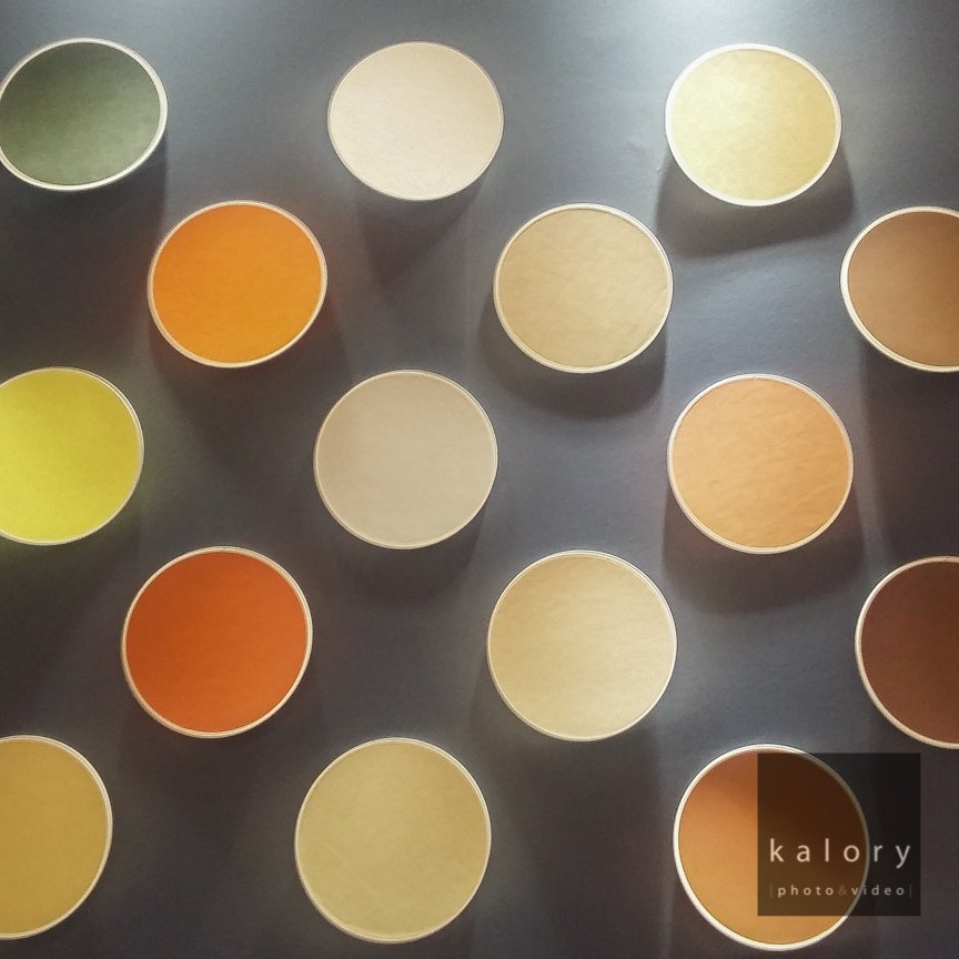 Colour tones inspiration