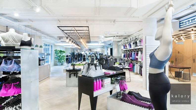 best architectural photographer for retail stores in london