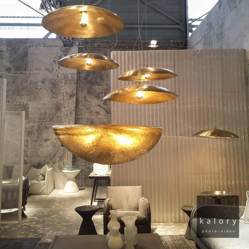 pictures shot at maison et objets in paris in january 2017