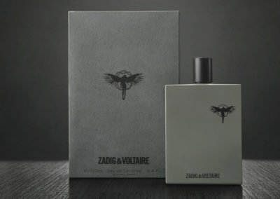 Fragrance photo studio