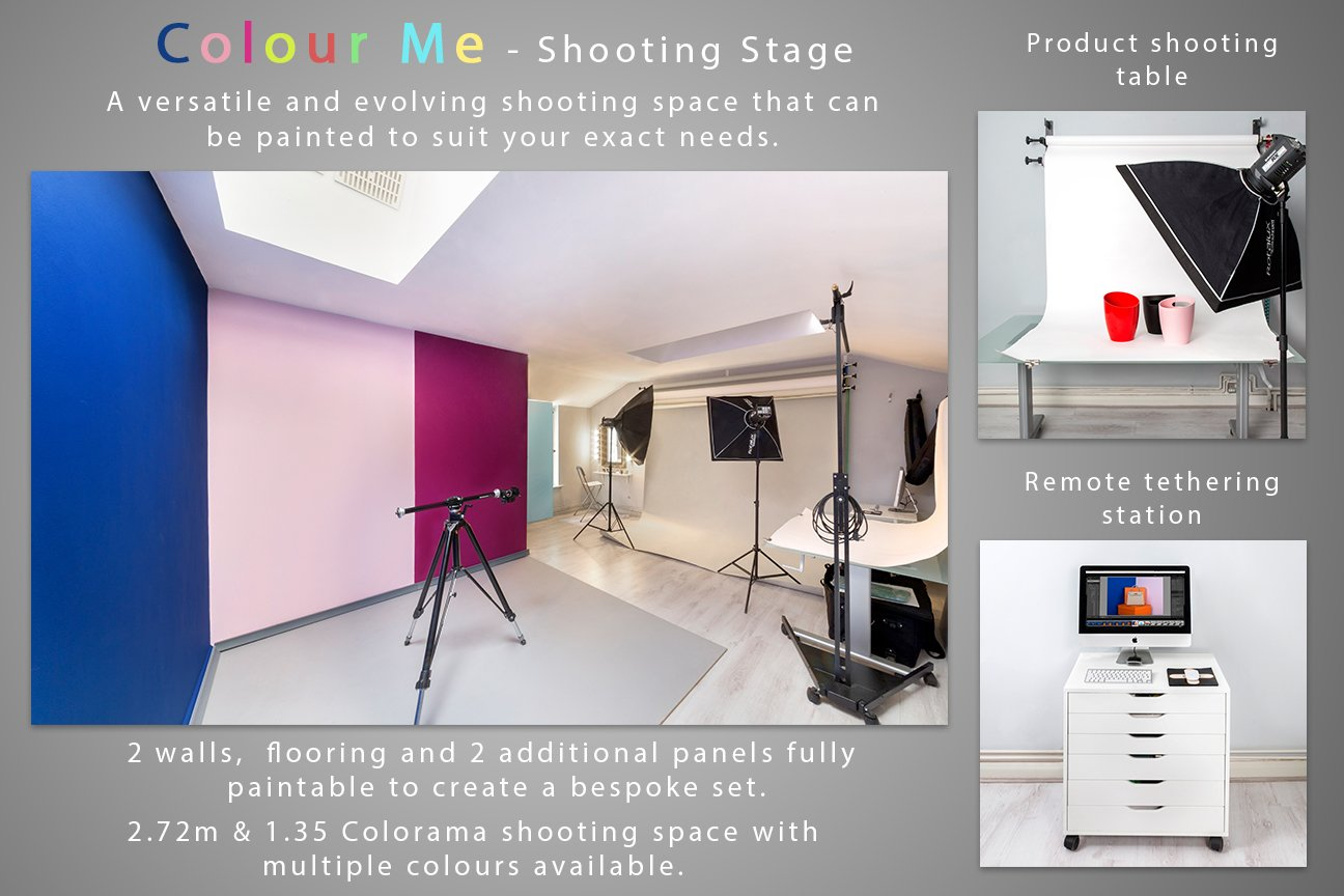 London Bridge photo Studio