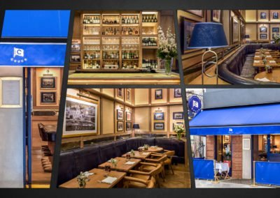 London Restaurant Photographer