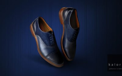 Product photography : shooting men's fashion and shoes in our SE1 photo studio