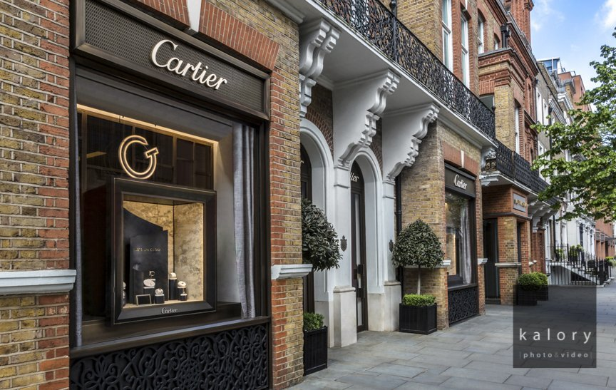 cartier sloane street exterior picture