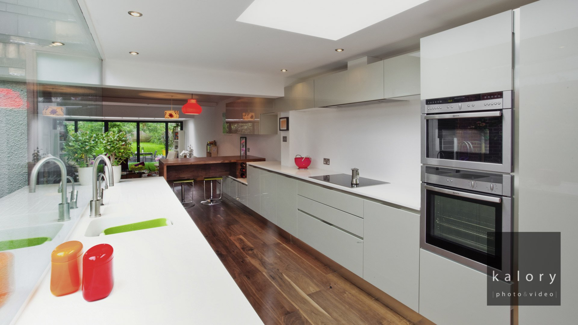 Kitchen designer photography