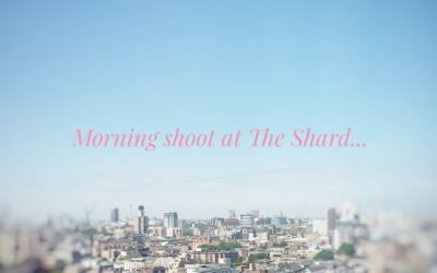 Shooting at The Shard, SE1