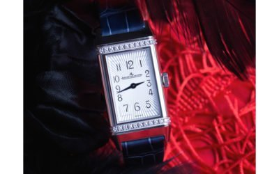 Jaeger-Lecoultre watches photographed at Christies