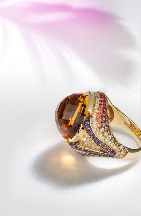 Niquesa Fine Jewelry Photographer in London