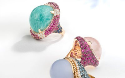 Photographing the Venice collection by Niquesa Fine Jewellery