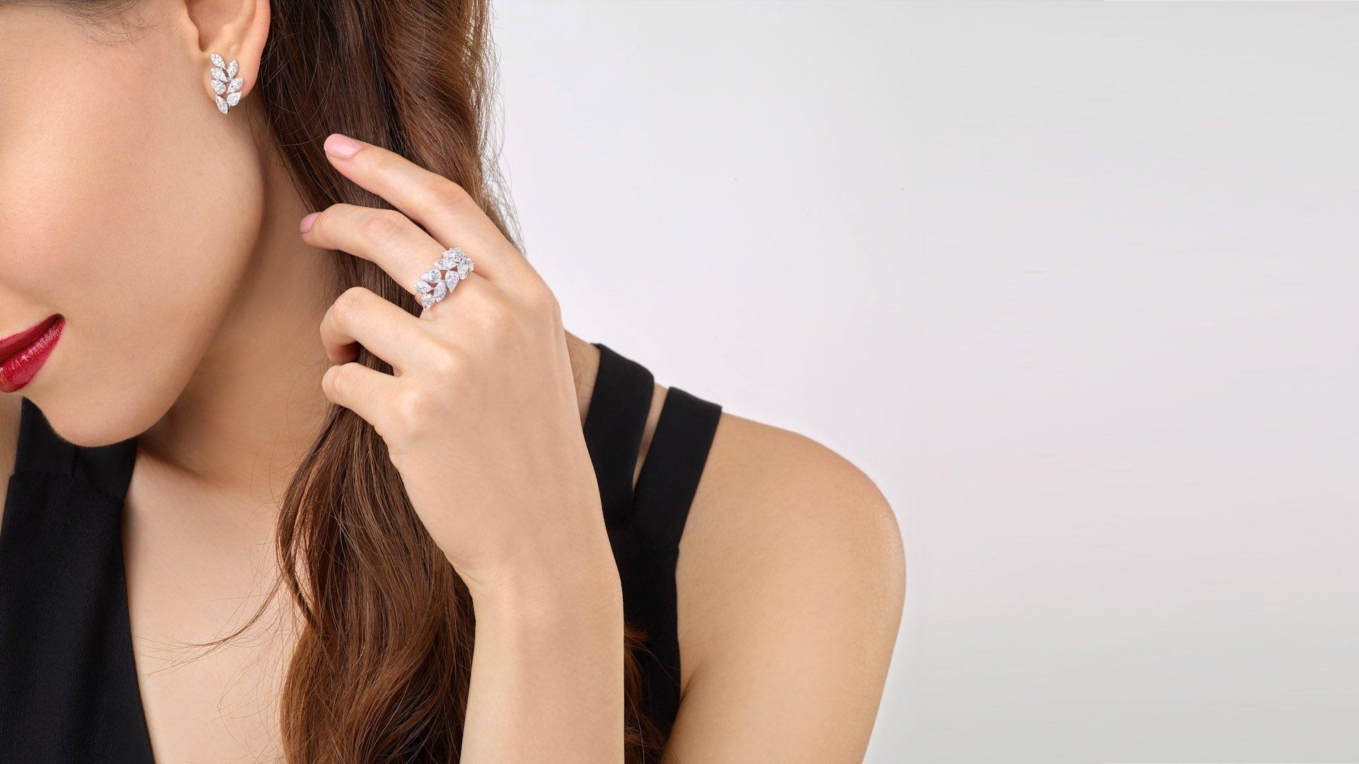 diamond ring photography