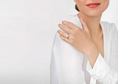jewellery retailer photo campaign