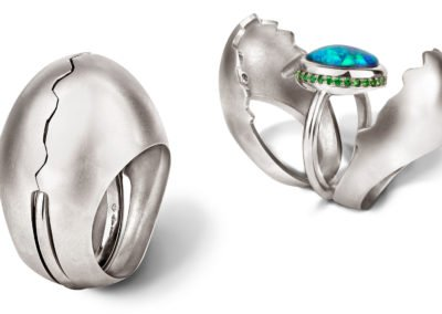 Conceptual jewellery London photography studio