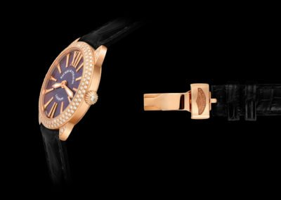 Fine watch photography for Backes & Strauss UK