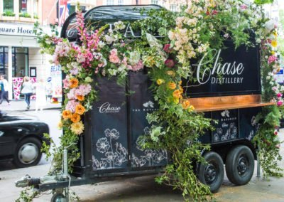 Chase distillery Chelsea flower show