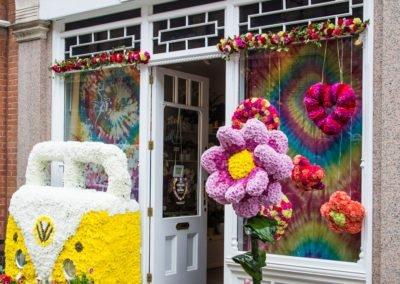 Moyses Stevens Boutique photography London