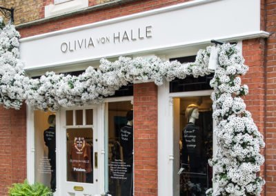 Olivia von Halle retail Photography