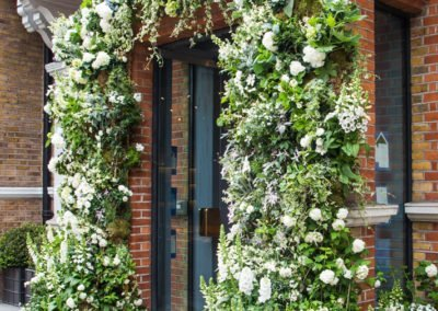 chelsea flower show inspiration for luxury brands
