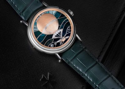 Watch and jewellery photography for Vacheron Constantin
