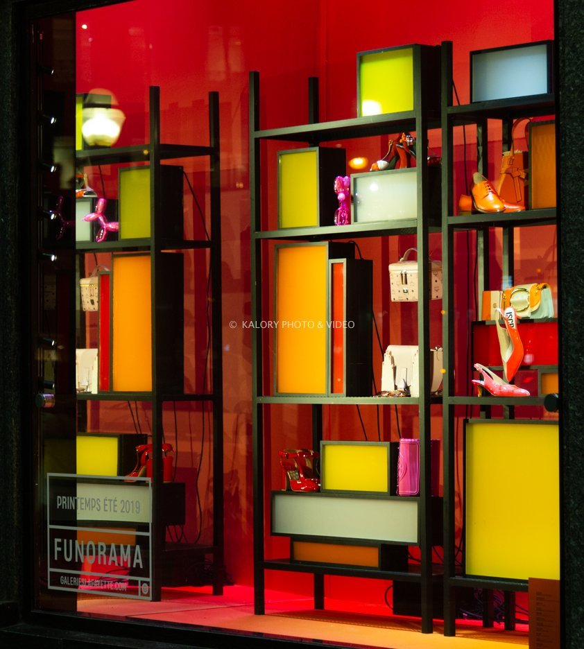 WINDOW PHOTOS LONDON AND BOND STREET