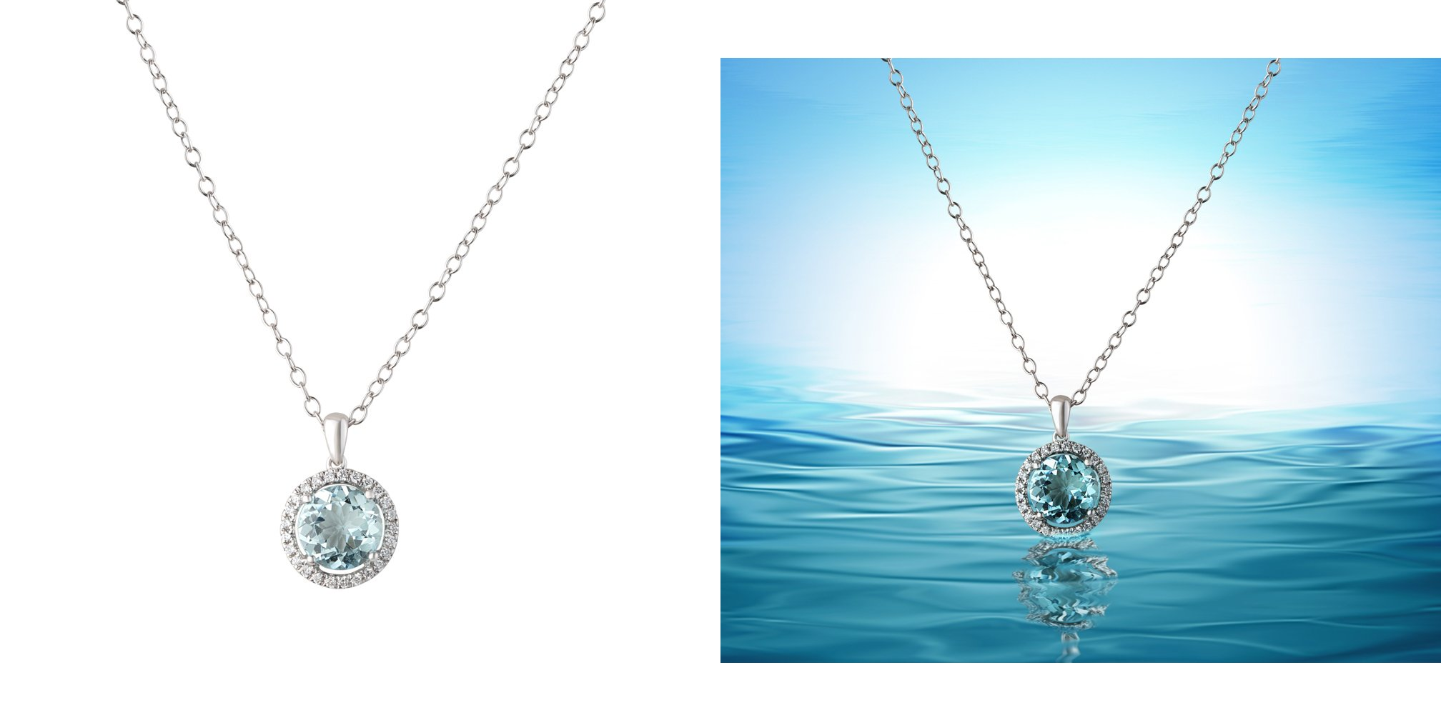 Website photography for jewellery