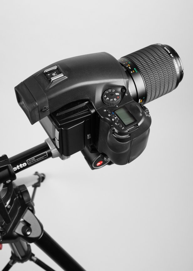 Phase one ultra high res camera